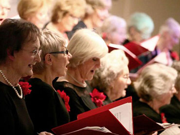 Phyllis Court Singers