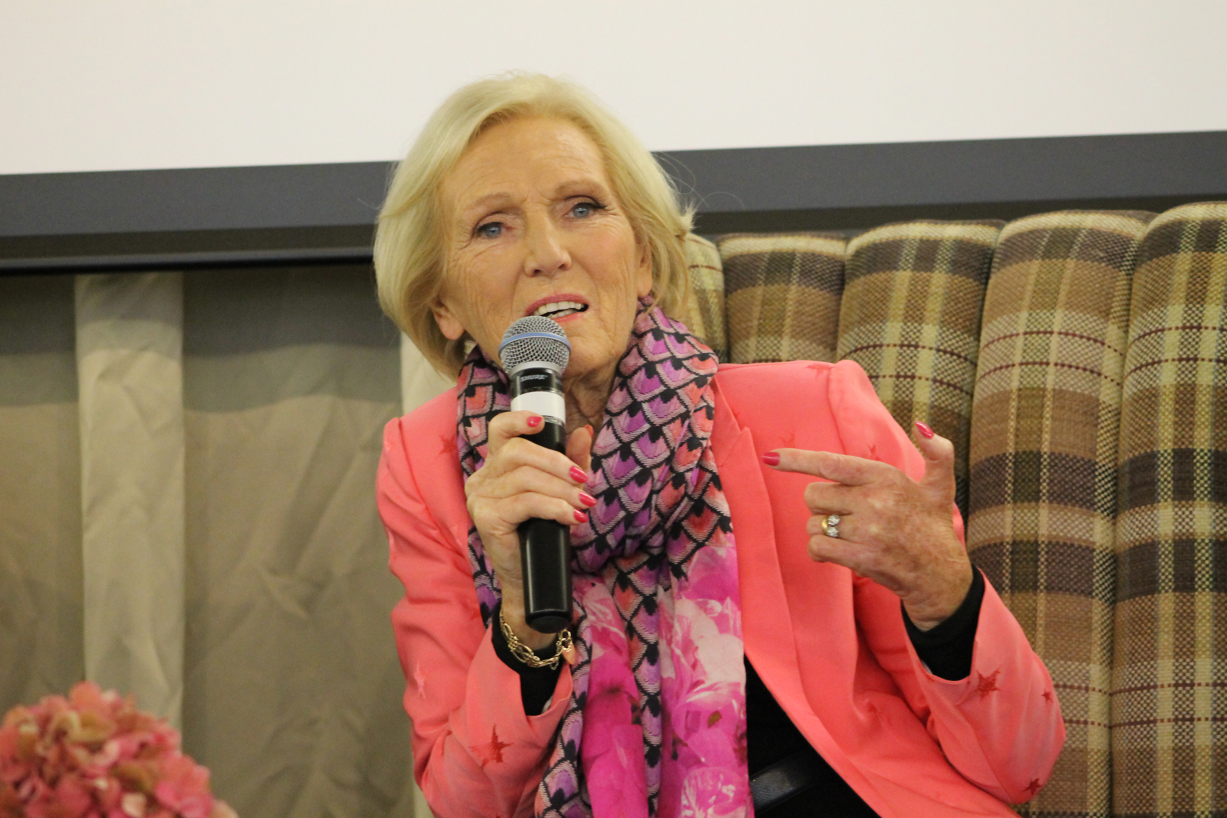 An Audience with Mary Berry