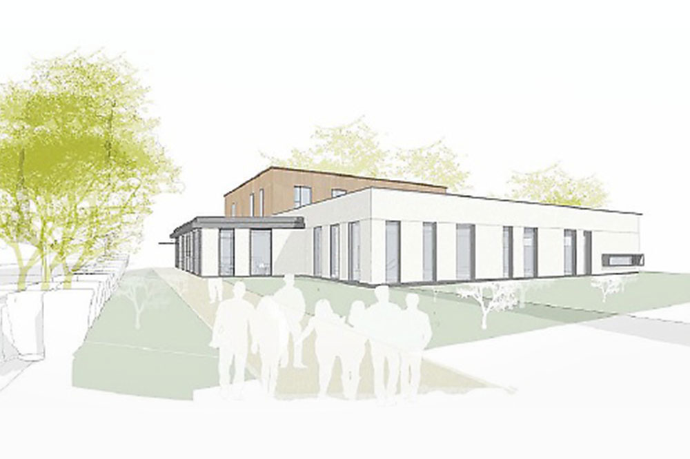 Planning submitted: The Fitness Centre