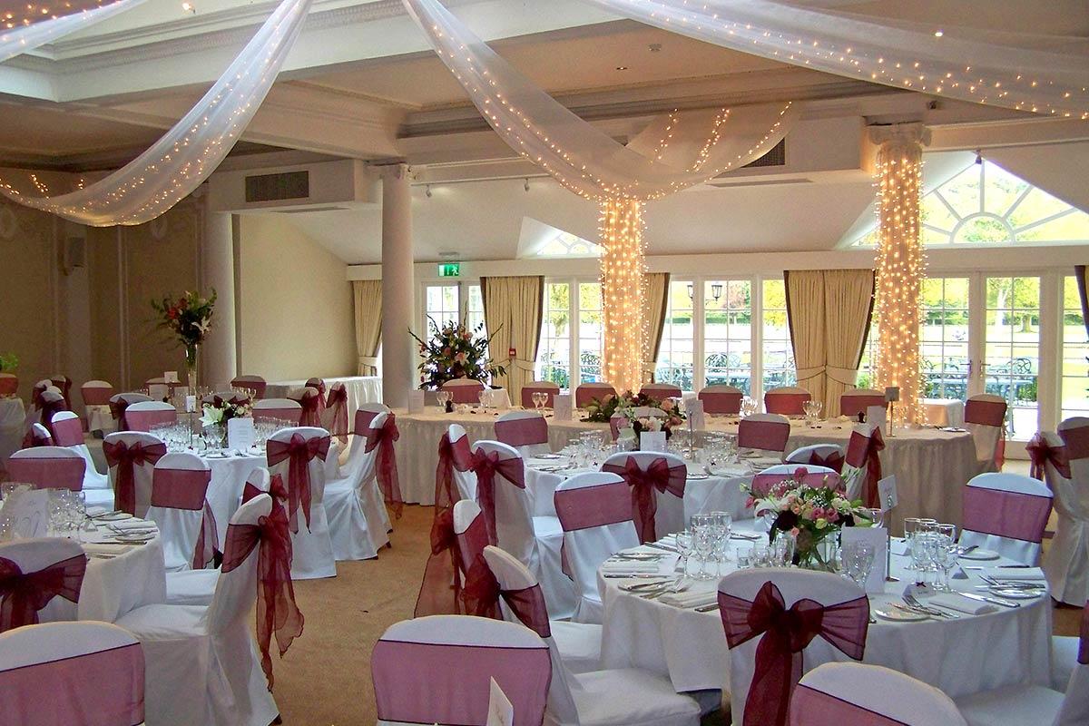 Wedding Rooms At Phyllis Court