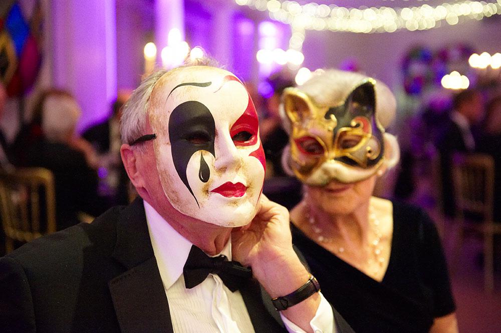 Heartbreaker's masquerade fetish ball