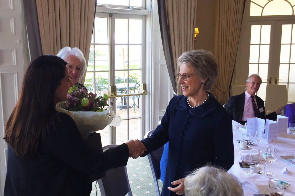 HRH Duchess of Gloucester Visits