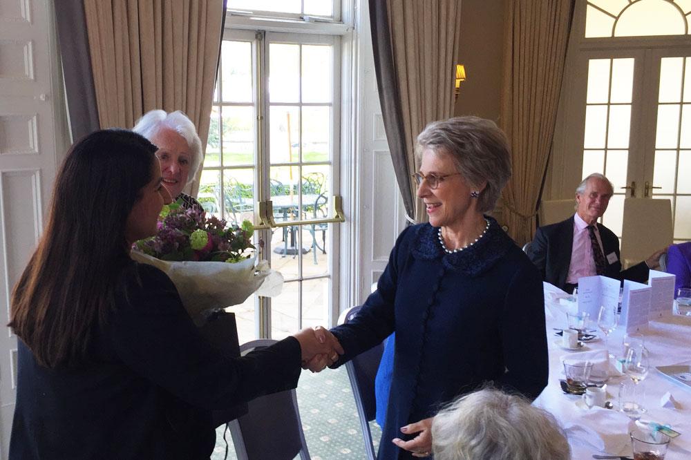 HRH Duchess of Gloucester Visits