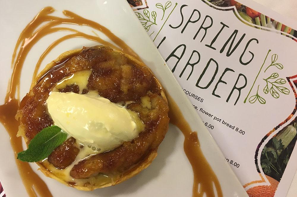 Spring Larder Themed Night