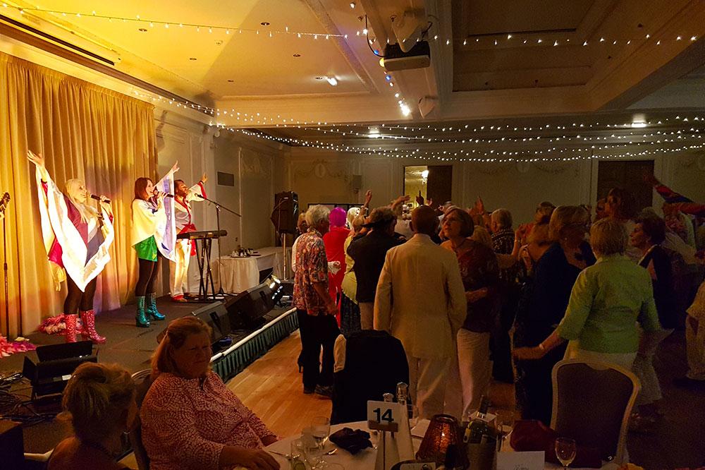 ABBA Gold Dinner Dance