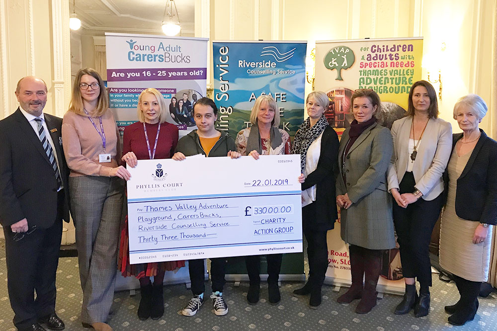 Thousands raised for charity