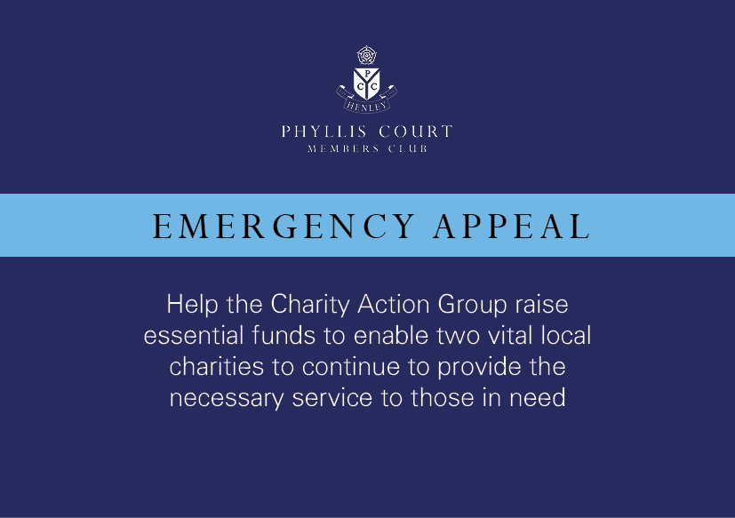 Emergency Appeal from the Charity Action Group