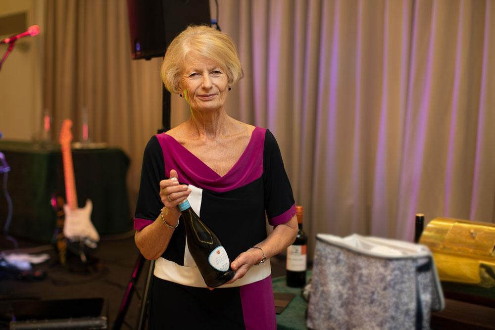 Diana Pearman steps down as Chair of CAG