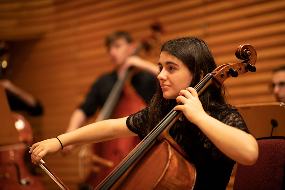 Classical Concert with students from The Yehudi Menuhin school