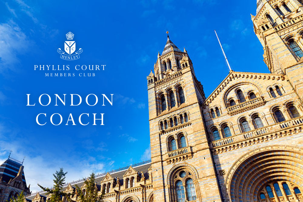 Phyllis Court to London Coach