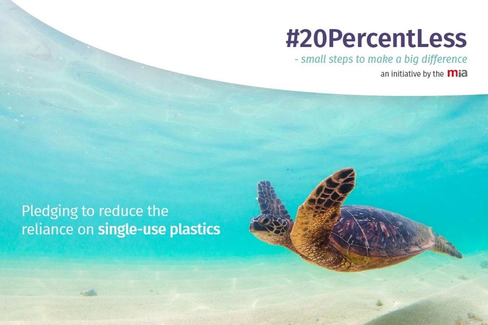 Green thinking - Sustainability pledge