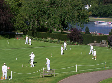 The Croquet Club