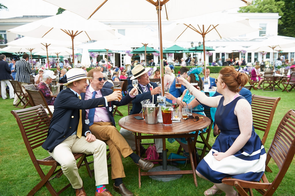Members Henley Royal Regatta