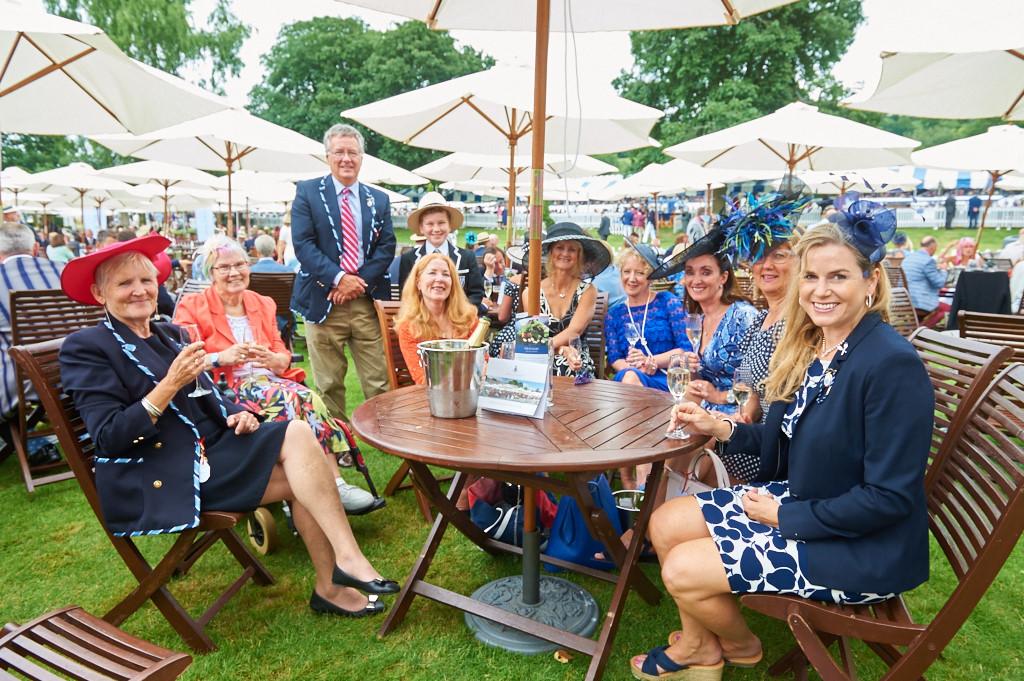Member's Dining at Henley Royal Regatta