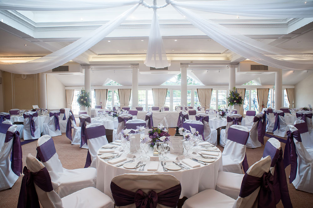 Ballroom and Finlay Suite